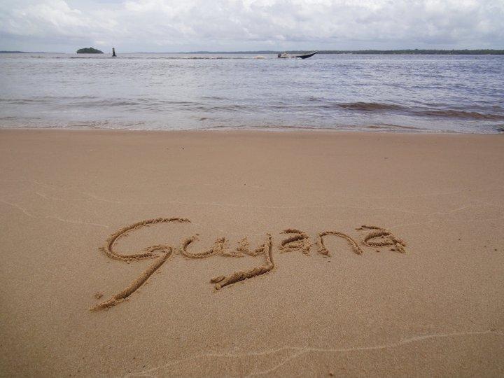 Beach Guyana